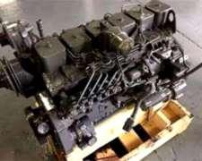 Motor Cummins 180 HP - Tractor Cosechadora