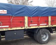 Carroceria Ombu 5.20 M ( para Scania )