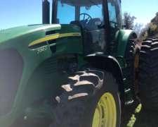 Tractor John Deere 7210j Doble Tracción