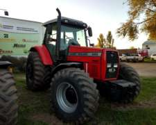 Tractor Massey Ferguson 680 DT / Canje Cereal / Oportunidad
