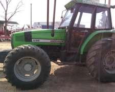 Tractor Deutz 6.125 Doble Traccion con Cabina