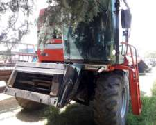 Cosechadora Massey Ferguson año 2004 Advanced