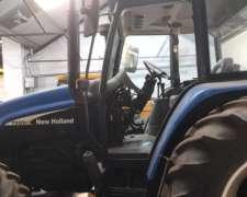 New Holland TS 120, con Aa/cc, con 3p