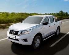 Nissan Frontier Se Plus 4x2 190 Hp - 0 Km 2019