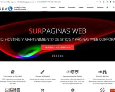 Diseño, Hosting Y Mantenimiento De Sitios Web - Spw