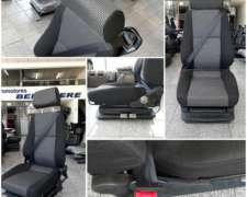 Butaca Suspension Neumatica ( Aire ) M Benz Scania Ford