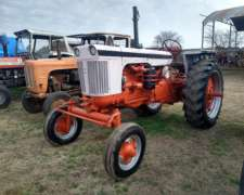 Tractor Case 830 Reparado.