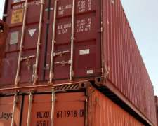 Contenedores Marítimos. 6. 12 Mts