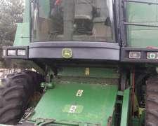Cosechadora John Deere 1175-con Orugas-motor Nuevo