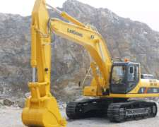 Excavadora Liugong CLG 936d