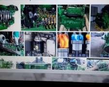 Vdo Blok Semi Armado Jd 6.125 430 Hp Cos.9860