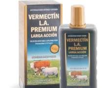 Vermectin la Premium(iver 3,15% Larga Accion) Antiparas X500