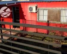 Casa ORO Verde Entre Rios 2 Dormitorios Amplia con Patio