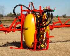 Pulverizador Pulqui de 3 Puntos Hidraulico TPH600