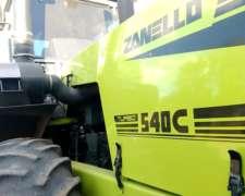 Zanello 540, año 98, Cubiertas Duales 18.4x34 9.000 HS.