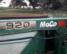 Segadora John Deere Moco 920