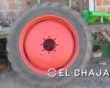 Cubierta para Tractor Marca Firestone 13.6.38 de 6 Telas.-