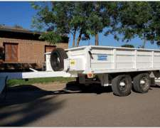 Acoplado Trailer Balancin Playo de 3 Mts. Ideal Apicultura
