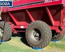 Balanzas Portátiles para Carros y Tolvas - Vesta