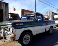 Ford 100 Con Perquin 4