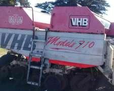 Sembradora VHB 710 Directa de 33 a 21 con Alfalfero