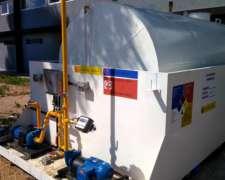 Planta de Combustible Móvil 15.000 Litros