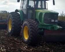 John Deere 7515 año 2007 - Financio 30% CDO y Saldo 3 Años