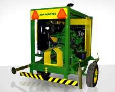 Motor John Deere Generador Riego Maqtec