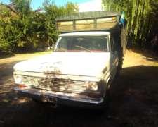 F100 1972 Punta Diamante