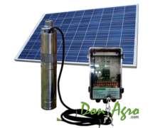 Bomba Sumergible Solar 3