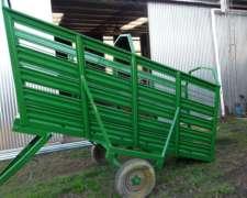 Cargador Para Hacienda Transportable