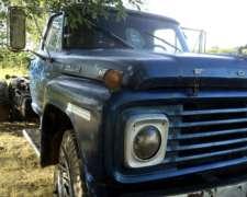 Vendo Camión Ford F- 700