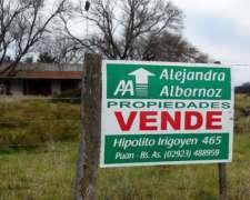 Campo Ganadero Cercano a Meridiano V 60 km de Villa Iris
