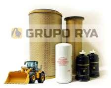 Juego de Filtros / Grupo RYA SRL