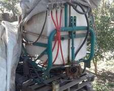 Pulverizador 3 Puntos de 400 Litros