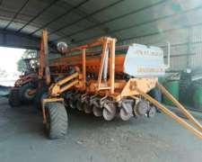 Sembradora Granos Finos Agrometal MXY 3321 2004