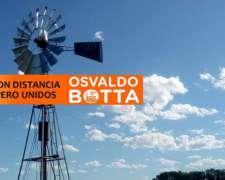 212 Hectáreas en Vértiz, la Pampa