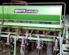Sembradora Deutz Agroline DS 4500 de 10 /52
