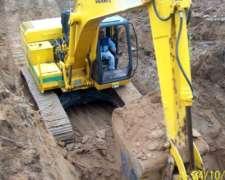 Excavadora 320 Obre Orugas Alquilo