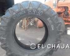 Cubierta Agricola Tractor Pirelli 18-4-30 de 10 Telas.-