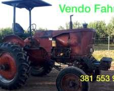 Vendo Tractor Deutz Fahr 66
