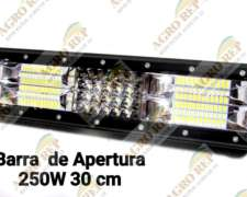 Barra LED Gran Apertura 250 W