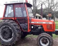 Tractor M.f. Advanced 283