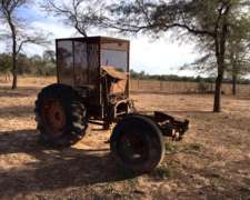 Tractor Fiat 780 Pala Frontal