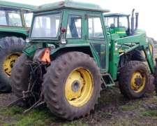 Tractor John Deere 5410 con Cargador Frontal