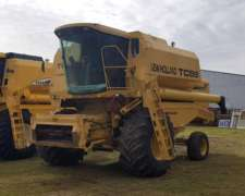 Cosechadora New Holland TC 59, año 1997
