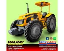 Tractor Pauny 210 a Regional