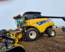 New Holland CR9060 Dual y 40 Pies