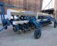 Agroindustrial de 14 S a 52. Fertilización.