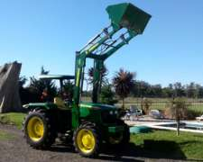 Pala Frontal Para Tractor John Deere